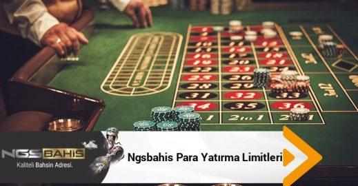 Ngsbahis Para Yatırma Limitleri